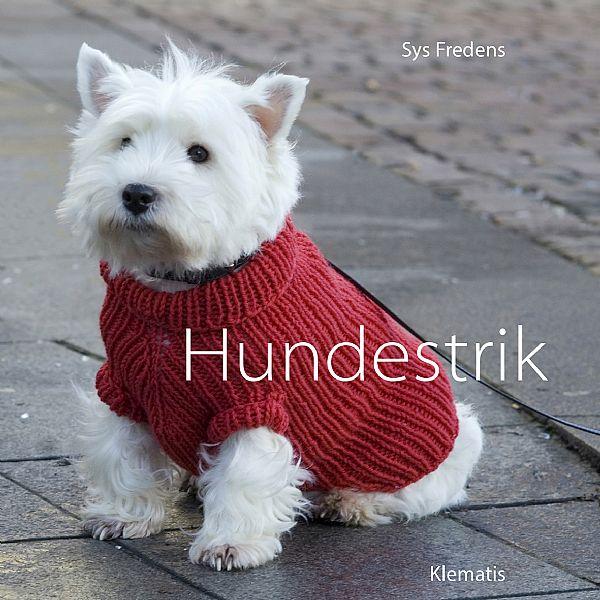 strikket dækken til hund